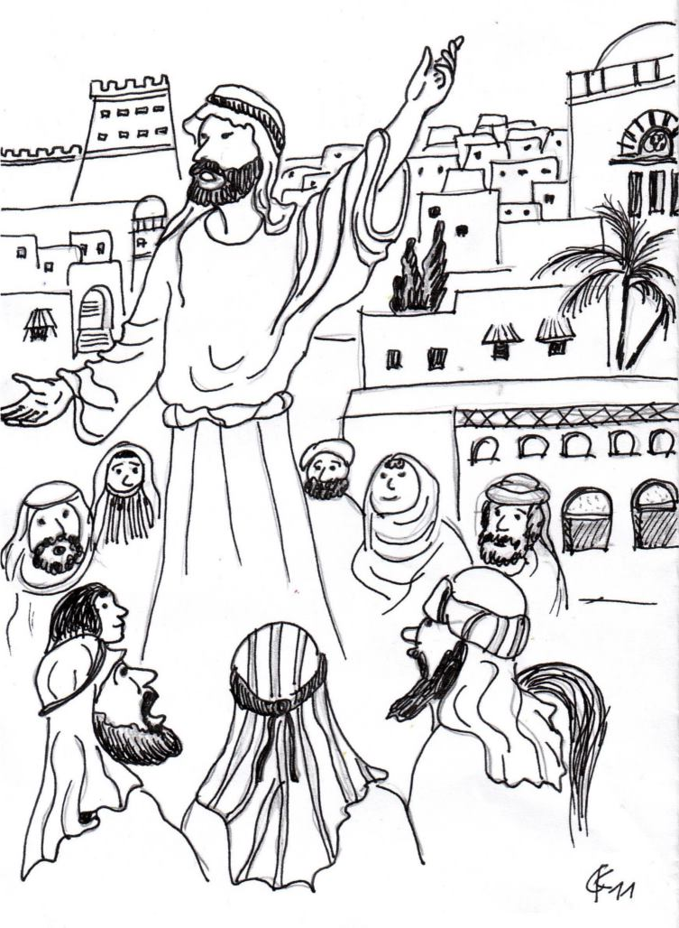 jesuspredigt